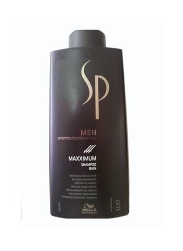 Sp Man Şampuan Maxximum Dök.Ön.1000 Ml Renksiz
